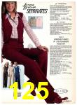 1977 Sears Fall Winter Catalog, Page 125