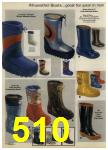 1980 Sears Fall Winter Catalog, Page 510