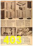 1964 Sears Spring Summer Catalog, Page 403