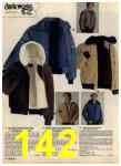 1980 Sears Fall Winter Catalog, Page 142
