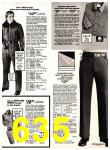 1978 Sears Fall Winter Catalog, Page 635