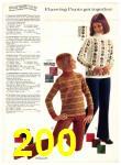 1971 Sears Fall Winter Catalog, Page 200