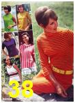 1967 Sears Spring Summer Catalog, Page 38