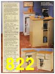 1987 Sears Spring Summer Catalog, Page 822