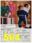 1987 Sears Fall Winter Catalog, Page 564
