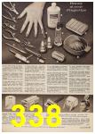 1960 Sears Fall Winter Catalog, Page 338