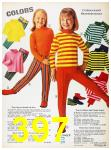 1967 Sears Fall Winter Catalog, Page 397