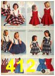 1958 Sears Fall Winter Catalog, Page 412