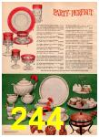 1961 Montgomery Ward Christmas Book, Page 244