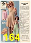1975 Sears Spring Summer Catalog, Page 164