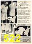 1977 Sears Spring Summer Catalog, Page 522