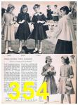 1957 Sears Spring Summer Catalog, Page 354