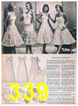 1957 Sears Spring Summer Catalog, Page 339