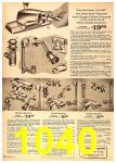 1962 Sears Fall Winter Catalog, Page 1040