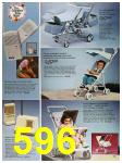 1988 Sears Spring Summer Catalog, Page 596