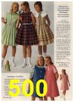 1965 Sears Spring Summer Catalog, Page 500