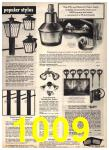 1975 Sears Fall Winter Catalog, Page 1009