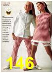 1969 Sears Spring Summer Catalog, Page 146