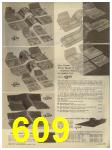1965 Sears Fall Winter Catalog, Page 609