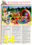 1985 Montgomery Ward Christmas Book, Page 34