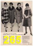 1965 Sears Fall Winter Catalog, Page 265