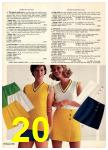1974 Sears Spring Summer Catalog, Page 20