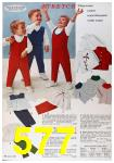 1964 Sears Fall Winter Catalog, Page 577