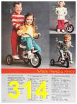 1987 Sears Fall Winter Catalog, Page 314