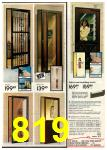 1981 Montgomery Ward Spring Summer Catalog, Page 819