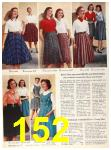 1958 Sears Fall Winter Catalog, Page 152