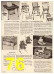 1965 Sears Fall Winter Catalog, Page 76