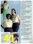1980 Sears Spring Summer Catalog, Page 41