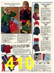 1978 Sears Fall Winter Catalog, Page 410