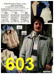 1978 Sears Fall Winter Catalog, Page 603
