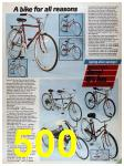 1986 Sears Spring Summer Catalog, Page 500