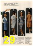 1965 Sears Spring Summer Catalog, Page 29