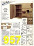1982 Sears Fall Winter Catalog, Page 957