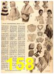 1956 Sears Fall Winter Catalog, Page 158