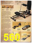 1987 Sears Fall Winter Catalog, Page 560
