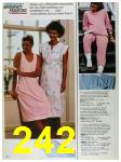 1988 Sears Spring Summer Catalog, Page 242