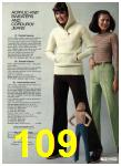 1976 Sears Fall Winter Catalog, Page 109