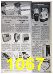 1964 Sears Fall Winter Catalog, Page 1067