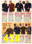 1940 Sears Fall Winter Catalog, Page 426