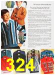 1967 Sears Fall Winter Catalog, Page 324