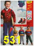 1988 Sears Fall Winter Catalog, Page 531
