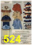 1979 Sears Fall Winter Catalog, Page 524
