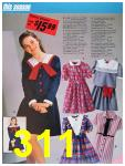 1986 Sears Fall Winter Catalog, Page 311