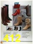 1986 Sears Fall Winter Catalog, Page 412