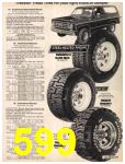 1981 Sears Spring Summer Catalog, Page 599