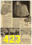 1965 Sears Spring Summer Catalog, Page 423